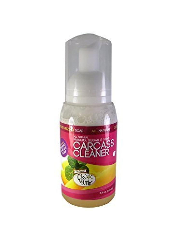 CJ's Carcass Cleaner, All Natural Mango, Sugar & Mint by CJ's Butter [並行輸入品]