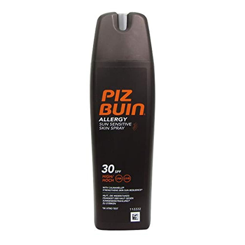ヘア成長磁器Piz Buin Allergy Sensitive Skin Spray Spf30 200ml [並行輸入品]