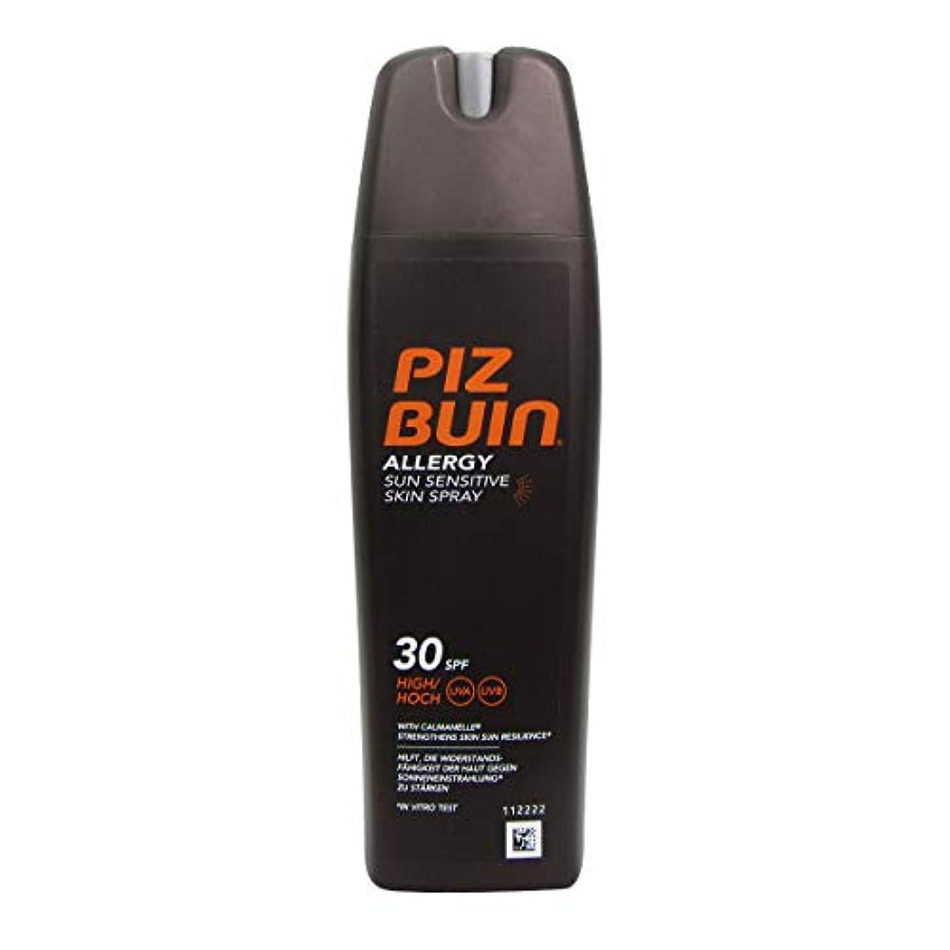 エクスタシー誇張するいつもPiz Buin Allergy Sensitive Skin Spray Spf30 200ml [並行輸入品]