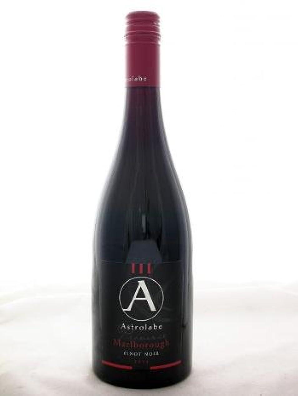 本質的に本質的に実質的アストロラーベ マールボロ ピノ?ノワール【Astrolabe Marlborough Pinot】【ニュージーランド?マールボロ産?赤ワイン?辛口?ミディアムボディ?750ml】