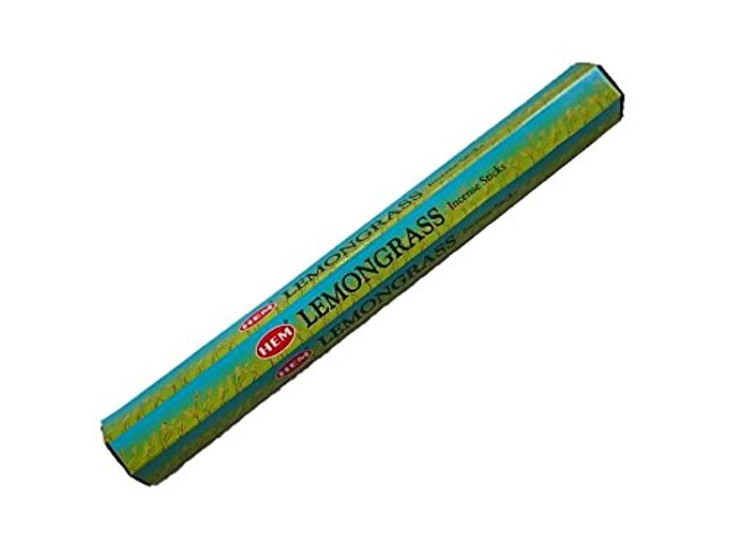 完璧主要なスキームHEM(ヘム)お香:レモングラス スティックお香/インセンス/1箱