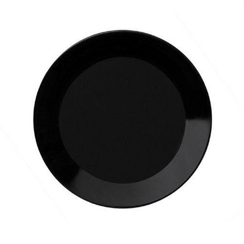 【正規輸入品】iittala (イッタラ) Teema (ティーマ) プレート ブラック 17cm