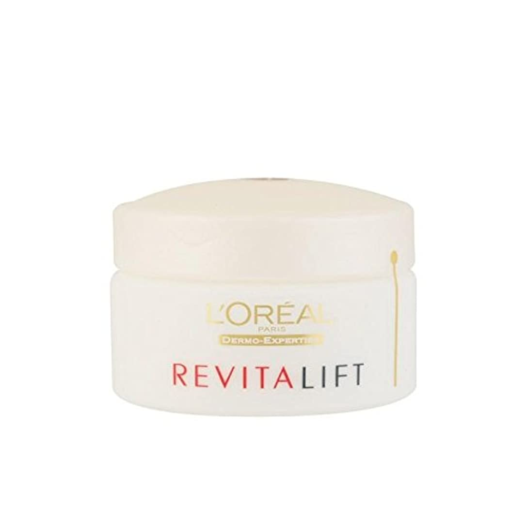 なかなか条約システムL'Oreal Paris Dermo Expertise Revitalift Anti-Wrinkle + Firming Day Cream (50ml) (Pack of 6) - ロレアルパリ、真皮の専門知識の...
