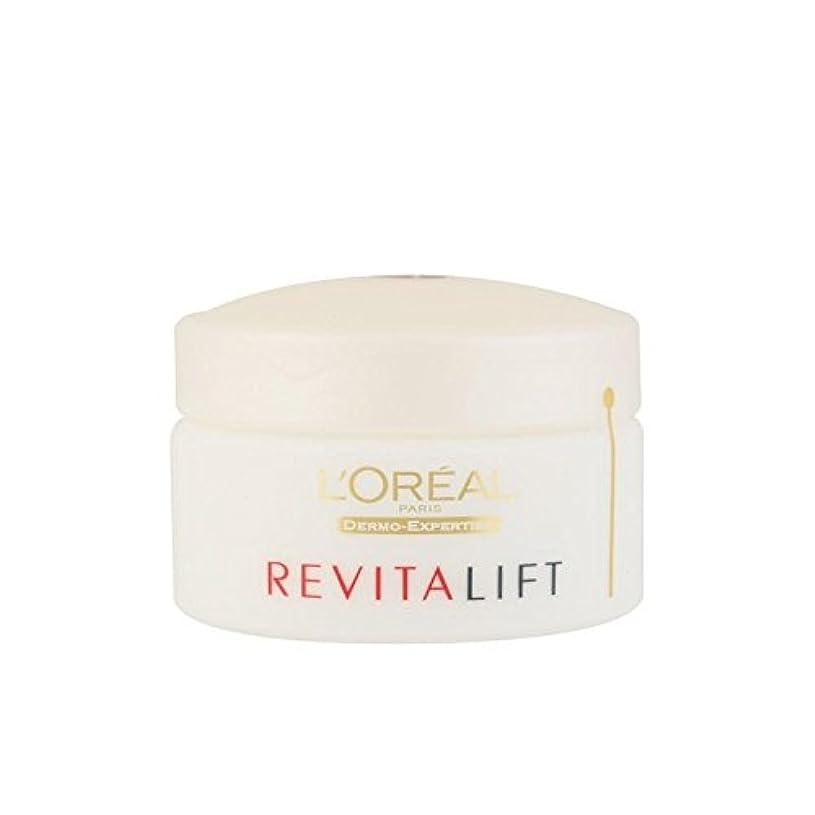 連続的首デザートL'Oreal Paris Dermo Expertise Revitalift Anti-Wrinkle + Firming Day Cream (50ml) - ロレアルパリ、真皮の専門知識の抗シワ+ファーミングデイクリーム...