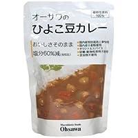 オーサワのひよこ豆カレー(210g)