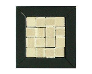 RoomClip商品情報 - ナチュラル32ピース 漆喰(しっくい)に光触媒機能材をプラス ルミエキューブ(Lumie CUBE) インテリア消臭材