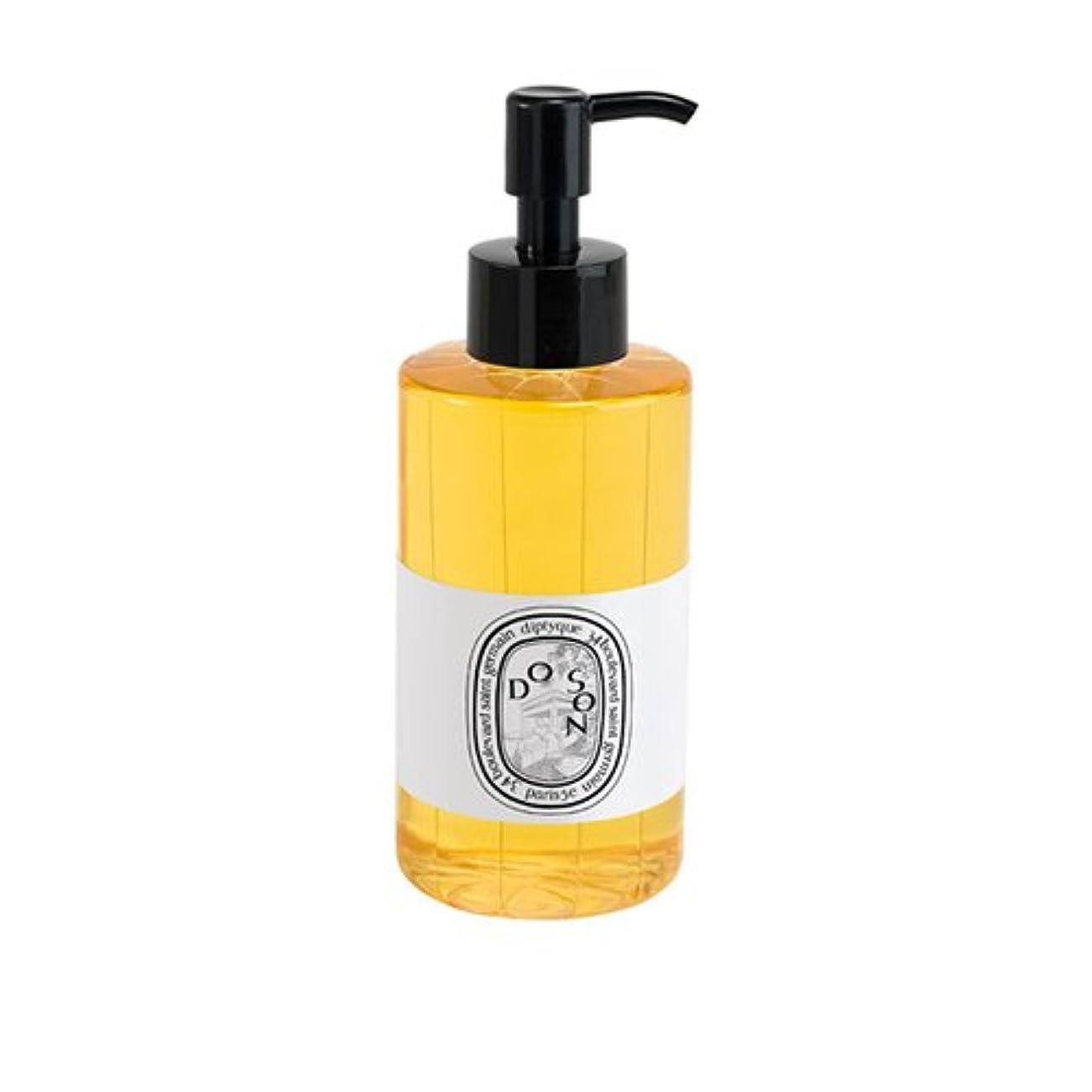 ハチ未払い贅沢なディプティック シャワーオイル ドソン(テュベルーズ)200ml DIPTYQUE DO SON SHOWER OIL [並行輸入品]