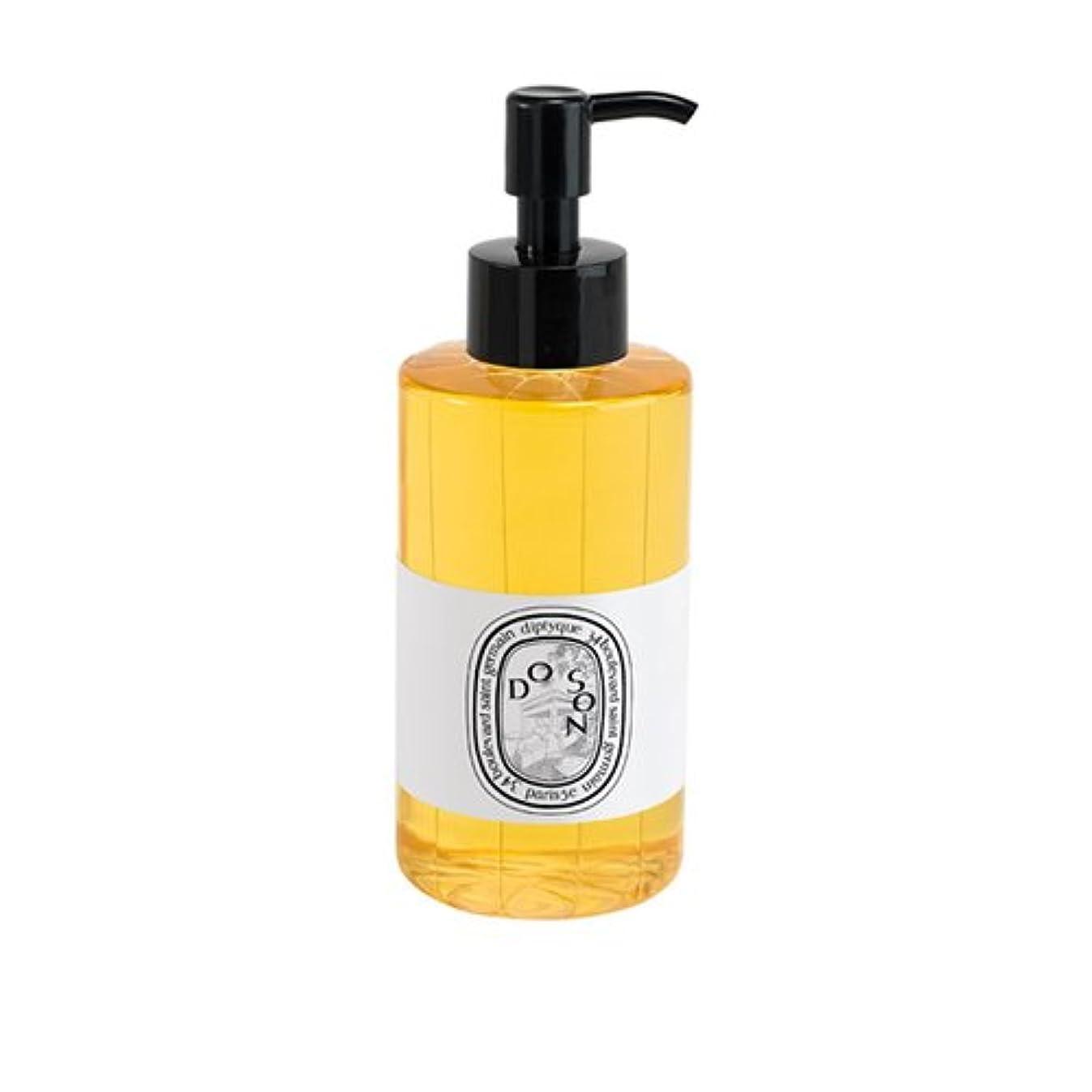 落ち着いて未使用取り出すディプティック シャワーオイル ドソン(テュベルーズ)200ml DIPTYQUE DO SON SHOWER OIL [並行輸入品]
