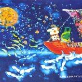 富山の物語BOX(小)『北前船とほたるいかと白えび』