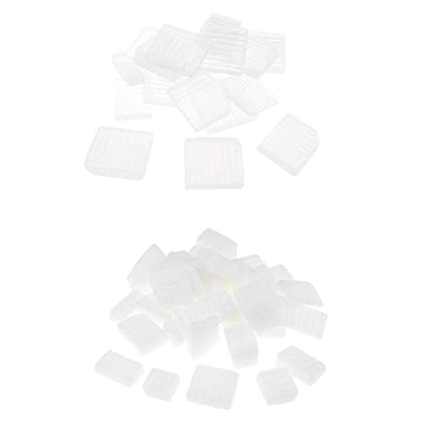 球体無効にする衝突するdailymall 2kg白く透明な溶けて注ぐ石鹸ベースDIY石鹸原料100%野菜