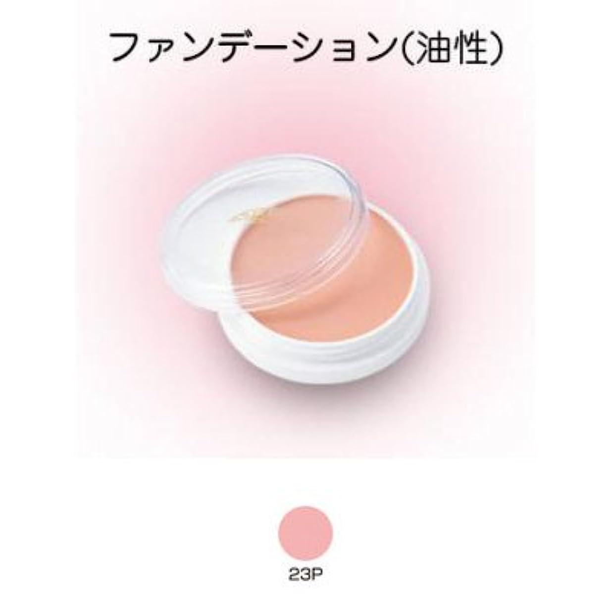 ブレイズ曲褐色グリースペイント 8g 23P 【三善】ドーラン