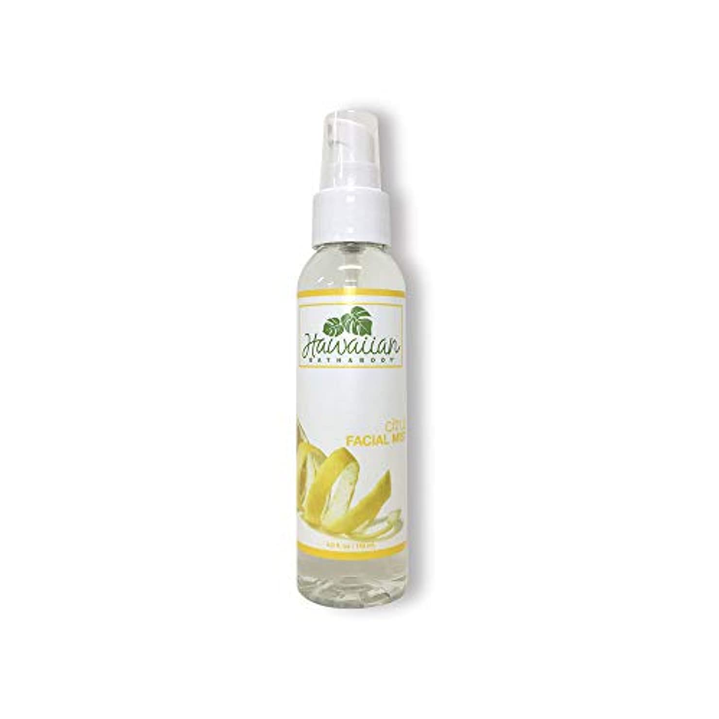 ハワイアンバス&ボディ シトラス フェイシャルミスト118ml (Citrus Facial Mist 4oz)