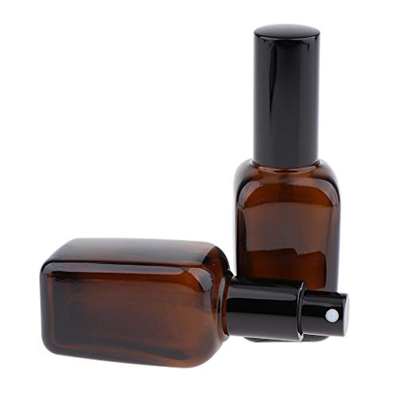 パワー気を散らす麻痺Perfeclan 香水 アロマテラピー エッセンシャルオイル ボトル 10/20/30/50/100ml ガラス 5サイズ選べ - 50ml