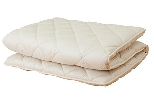 APHRODITA(アプロディーテ) 寧々(NENE) 敷き布団 シングル 100cm×200cm 防ダニ 軽量タイプ 綿100% 日本製