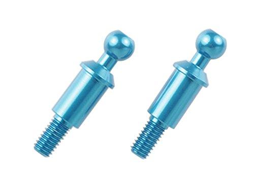 タムテックギア オプションパーツ OG.22 GB-01 アルミピロボールキングピン(ブルー) 40522