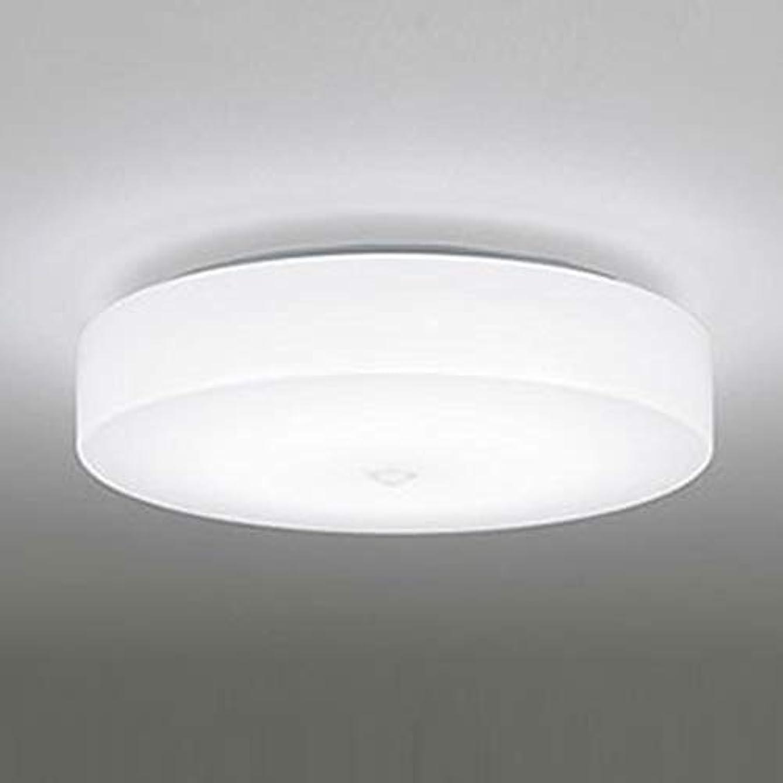 乳白色著作権集めるODELIC(オーデリック) LED小型シーリングライト 内玄関用?人感センサ付 電球色:OL251346