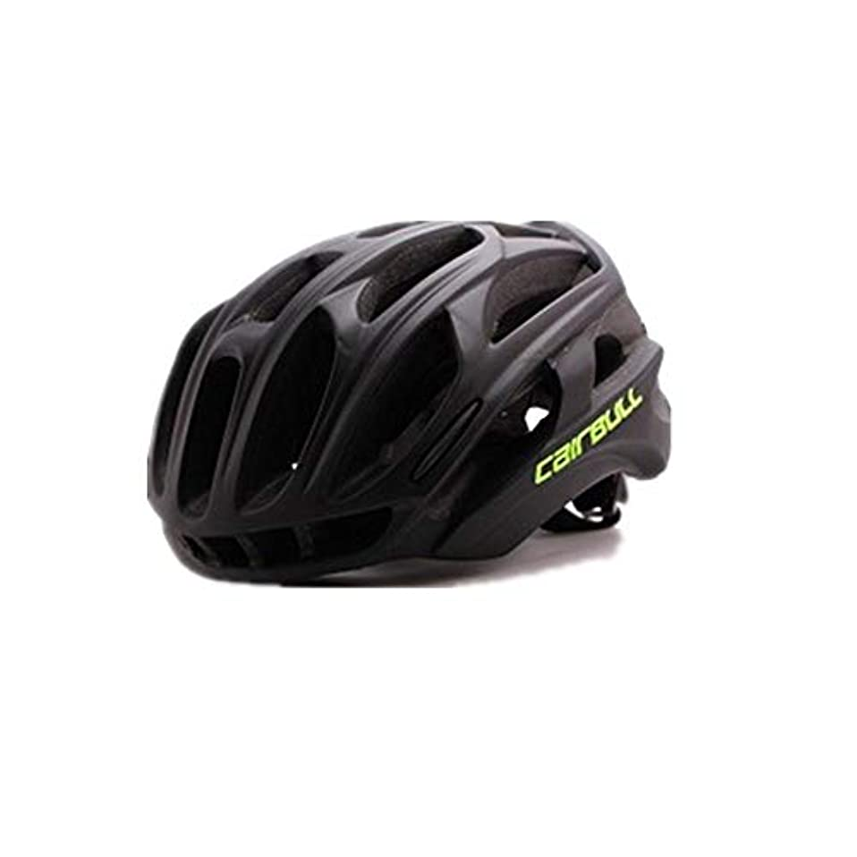 勧告中世のたっぷりOkiiting 高品質ヘルメット自転車ヘルメット耐摩耗性高密度軽量弾性ヘルメット耐摩耗性設計品質保証 うまく設計された (サイズ : M)
