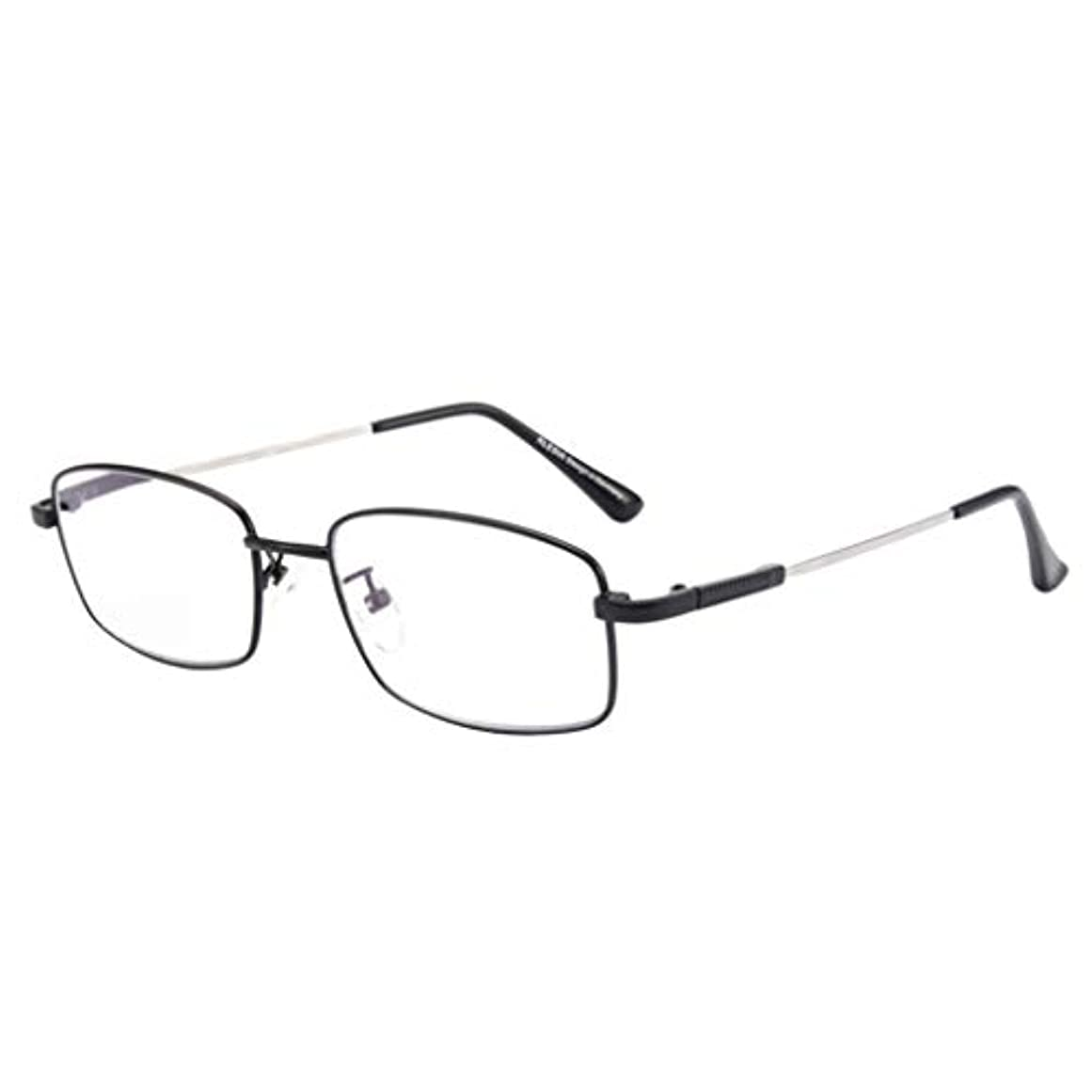 台無しにはがきロボットLCSHAN ブルーレイインテリジェント老眼鏡マルチフォーカス遠近両用HD自動ズーム (Color : Black, Size : 200 degrees)