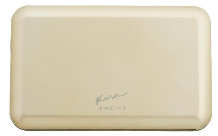 のヒープトランクライブラリ足綺羅化粧品 プレストパウダー専用 コンパクトケース (パフ 付き)
