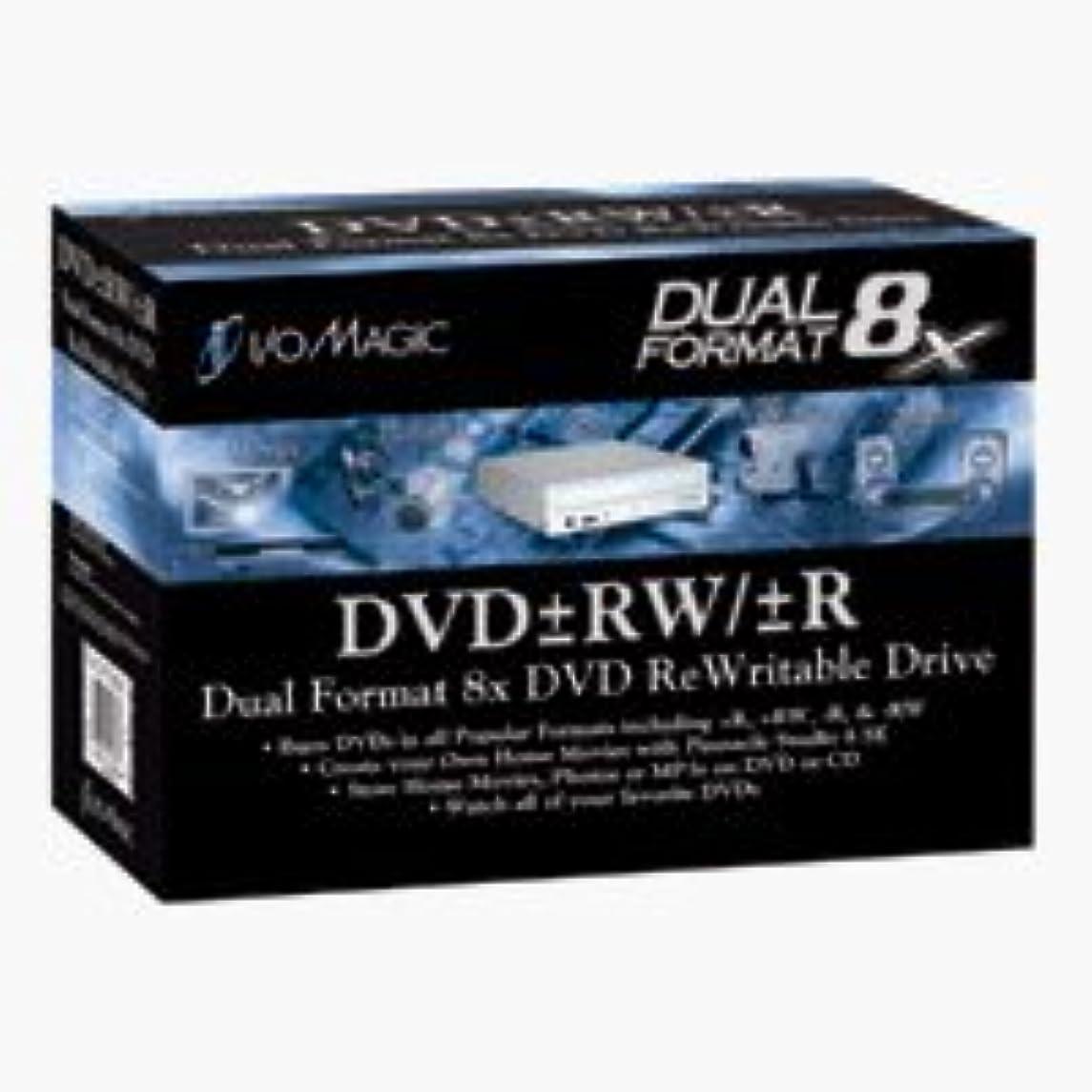 匿名インフレーション眠るI/O Magic Internal DVD+/-RW Drive (IDVDRW8D) (IDVDRW8D) [並行輸入品]