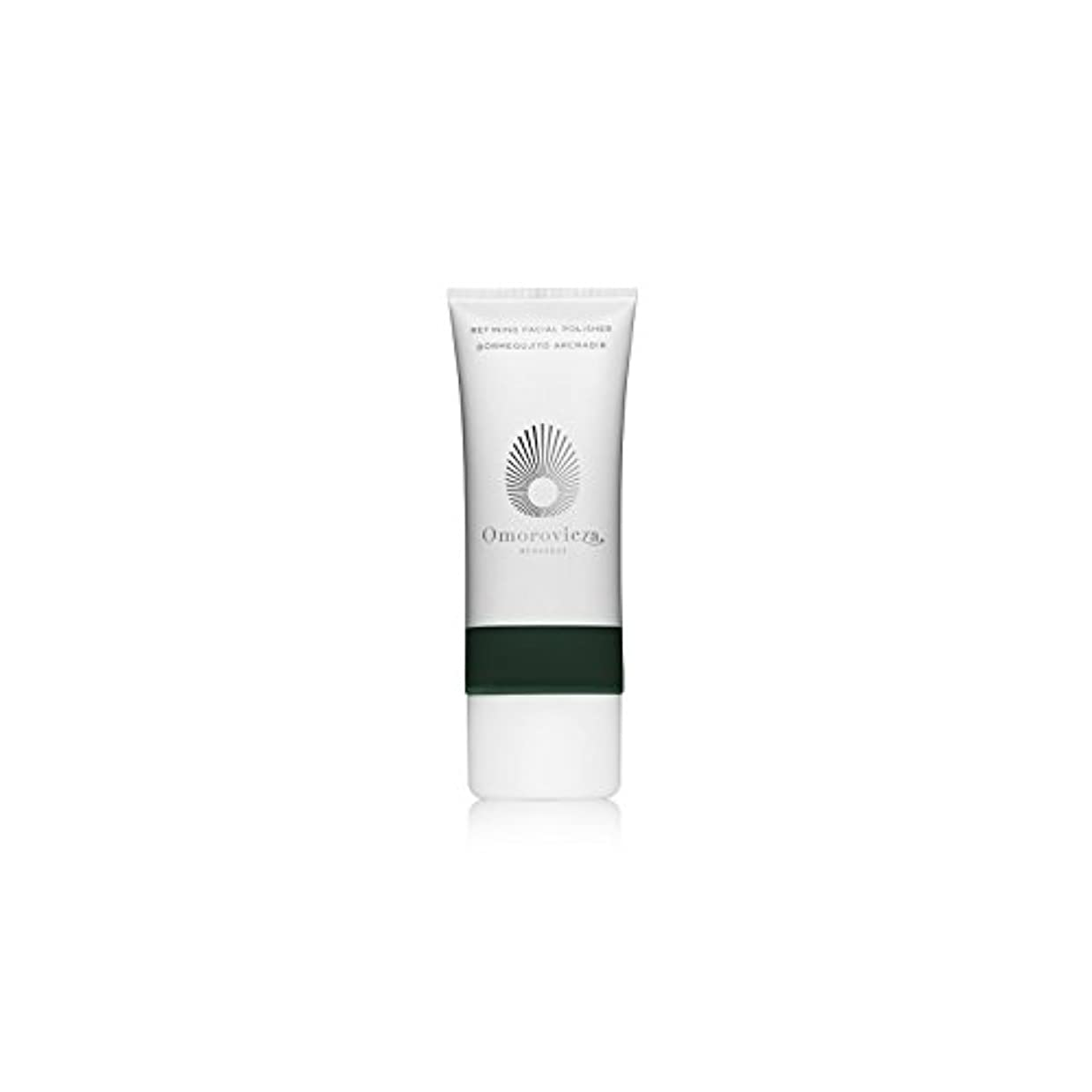 ソーダ水引き潮徐々に精錬顔のポリッシャー(100ミリリットル) x2 - Omorovicza Refining Facial Polisher (100ml) (Pack of 2) [並行輸入品]