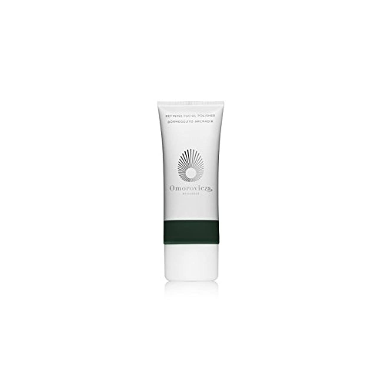 断線不安連想精錬顔のポリッシャー(100ミリリットル) x4 - Omorovicza Refining Facial Polisher (100ml) (Pack of 4) [並行輸入品]