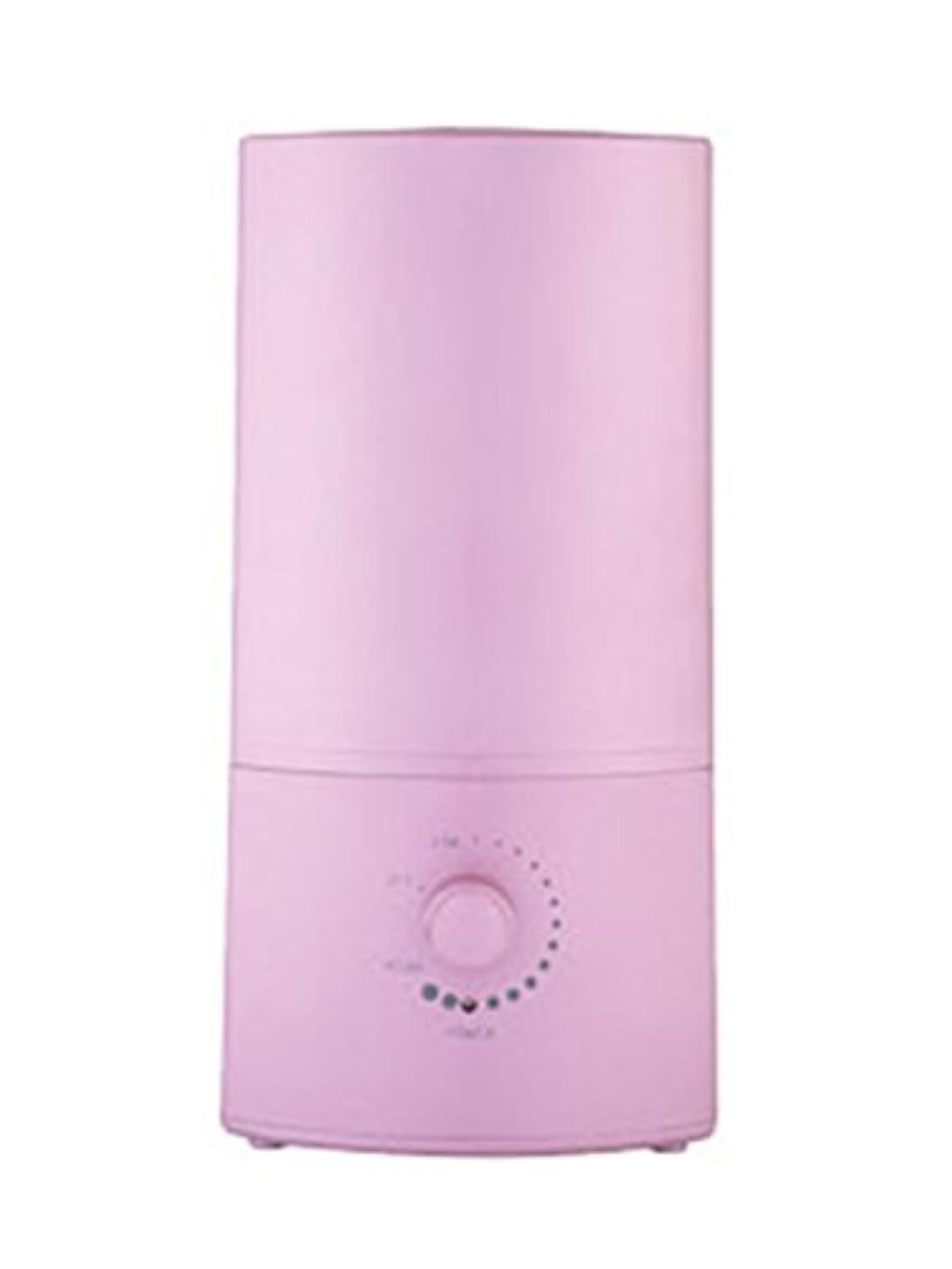 創始者思い出す技術的な超音波加湿器 SLender スレンダーピンク
