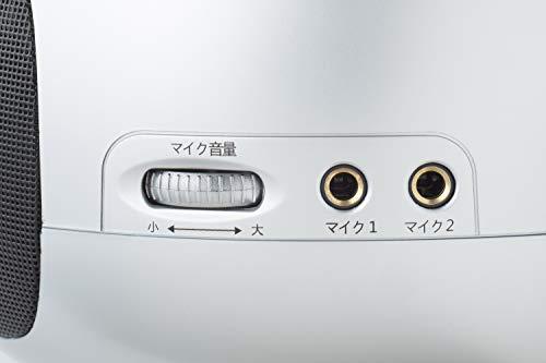aiwa(アイワ)『CD対応ラジカセ(CSD-M20)』