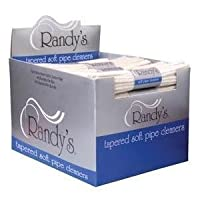 Randy's Pipe Cleaners Soft Bristle 44 Ct 100% Cotton by Randy's