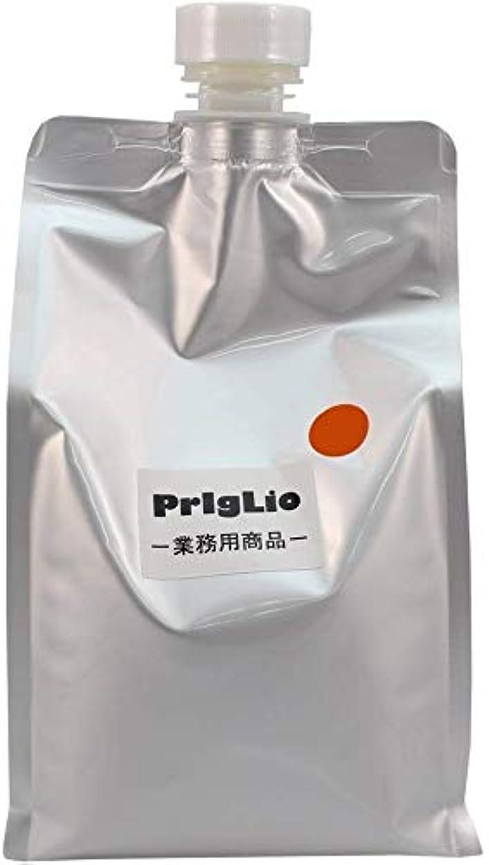 くびれたサイズ生産性プリグリオ(PrigLio) D ヘアー サプリメント レフィル トリートメント 900ml