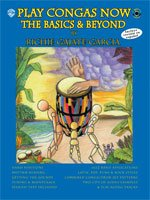 Alfred Publishing 00-0434B Play Congas Now: The Basics & Beyond - Music Book
