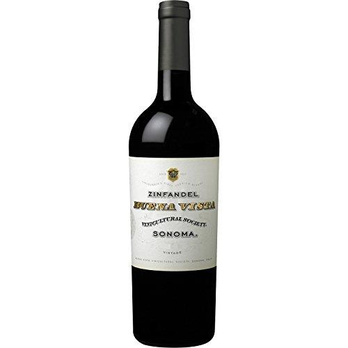 ブエナ・ヴィスタ・ソノマ・ジンファンデル 750ml [USA/赤ワイン/辛口/フルボディ/1本]