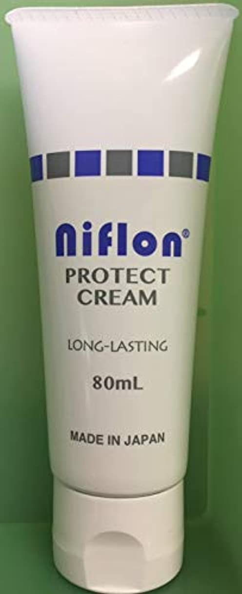 ロボットばかげた落ち着かない<皮膚保護クリーム> ニフロン プロテクトクリーム 80ML/持続型皮膚保護クリーム(NIFLON)