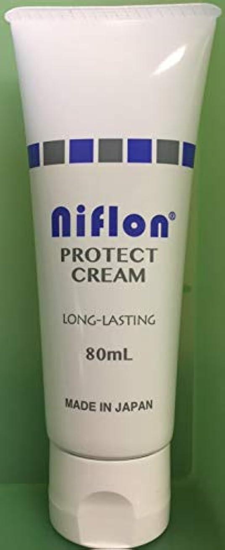 無法者機械的にスリット<皮膚保護クリーム> ニフロン プロテクトクリーム 80ML/持続型皮膚保護クリーム(NIFLON)
