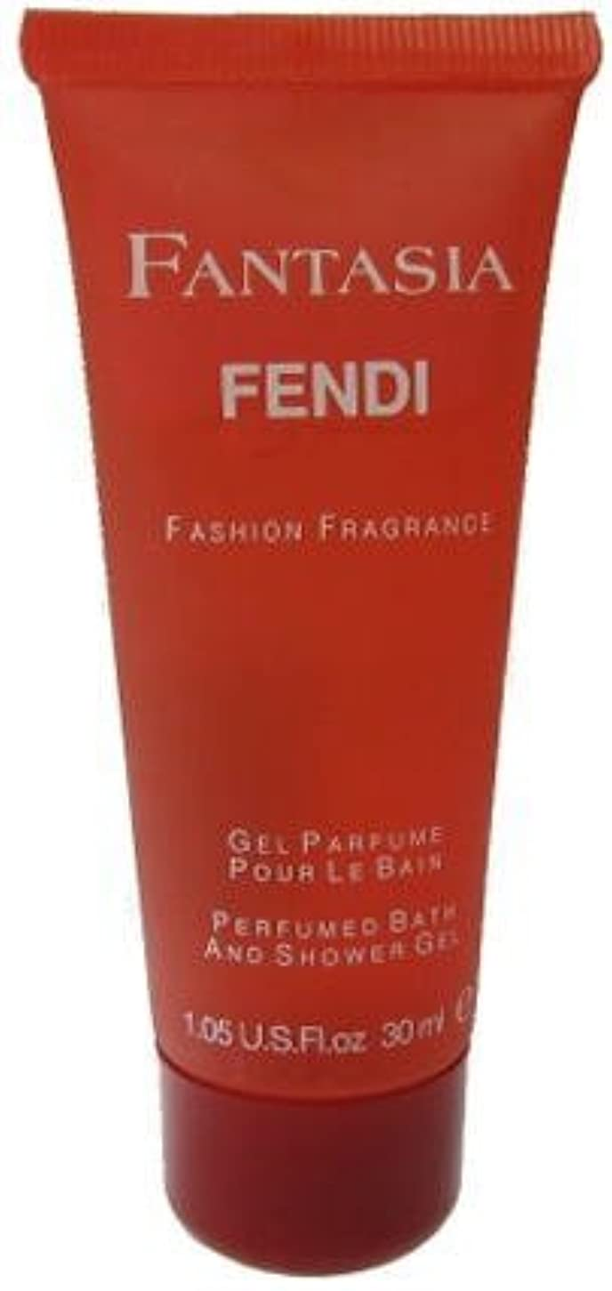 フェミニンつぶやきとんでもないフェンディ[FENDI]ファンタジアシャワージェル30ml