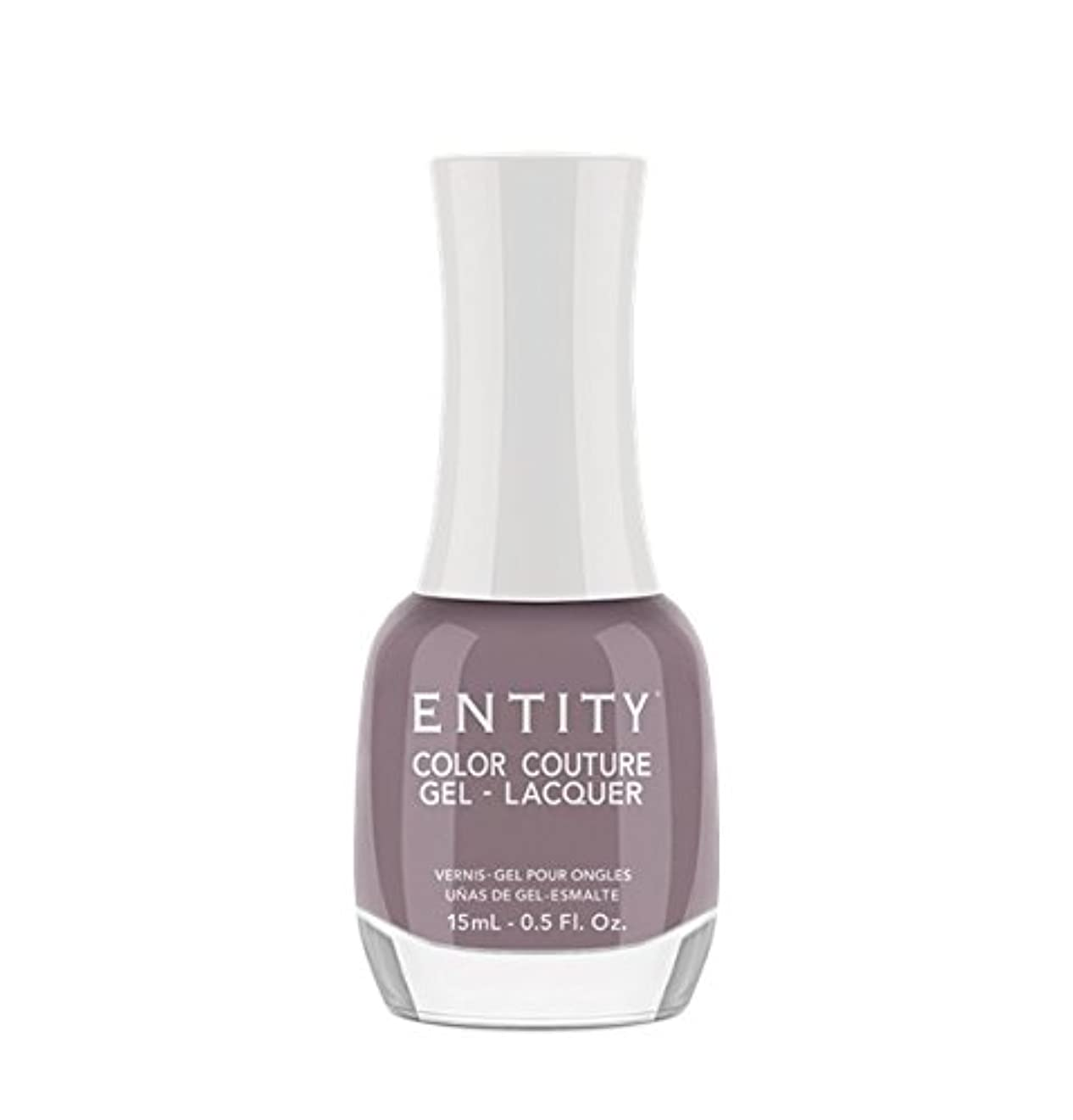 ねばねば磨かれたミスペンドEntity Color Couture Gel-Lacquer - Behind the Seams - 15 ml/0.5 oz