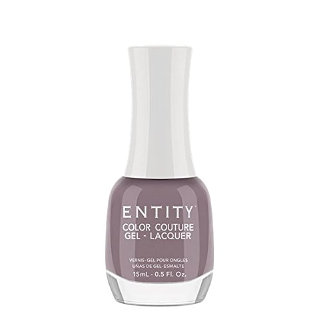 宿泊施設ペデスタル連帯Entity Color Couture Gel-Lacquer - Behind the Seams - 15 ml/0.5 oz