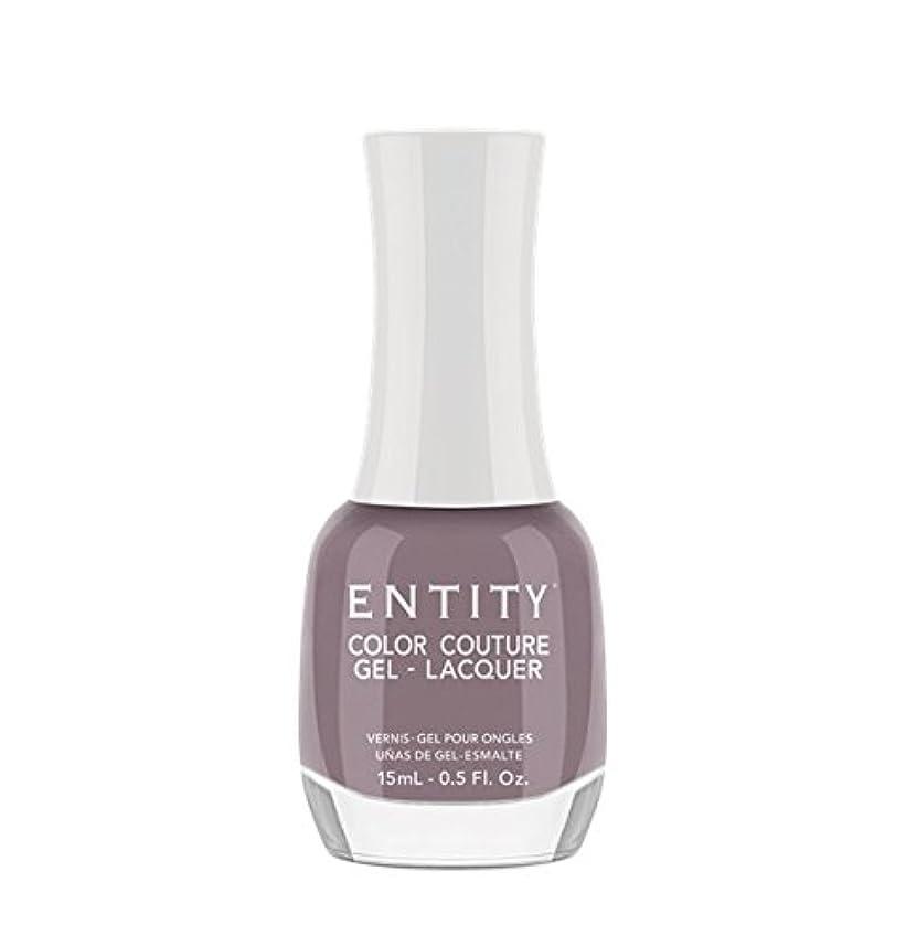 ぎこちないチロ意識Entity Color Couture Gel-Lacquer - Behind the Seams - 15 ml/0.5 oz