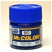 まとめ買い!! 6個セット 「Mr.カラー コバルトブル- C80」