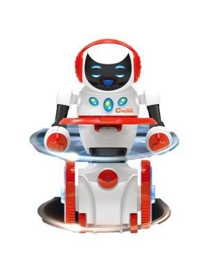 MeRaPhy) 発光 電動 走行 ロボット 音声 リモート コントロール 食事 運ぶ ダンス 踊る...