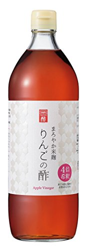 【Amazon.co.jp限定】内堀醸造 まろやか米麹りんごの酢 900ml