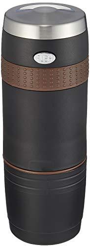 コーヒーメーカー ONECOFFEE(ワンコーヒー) ポータブル ドウシシャ DPCM-18BK