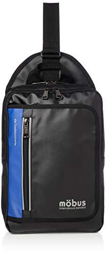 30ec630088d2 [モーブス] ワンショルダー MBX302T MBX302T-BKBL ブラック/ブルーの画像