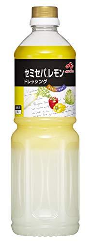 セミセパ ドレッシング レモン 1L