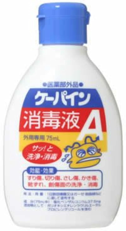 サミュエル大腿複製川本産業 ケーパイン(R)消毒液A 75mL /8-4913-01 [指定医薬部外品]