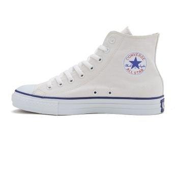 コンバース CONVERSE スニーカー オールスター デニム ハイ ホワイト ALL STAR D...