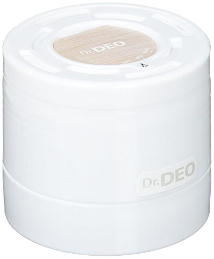 テニス思春期のフルーツ野菜カーメイト 無香消臭剤 ドクターデオ(Dr.DEO) いろいろな場所用 置き型 安定化二酸化塩素 130g DSD18