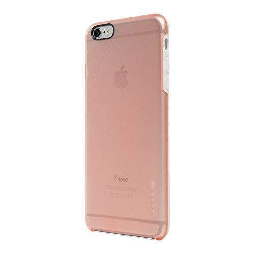 Incase Halo Shell Case for iPhone 6s/6 (Rose Quartz - INPH14067-RSQ) [並行輸入品]