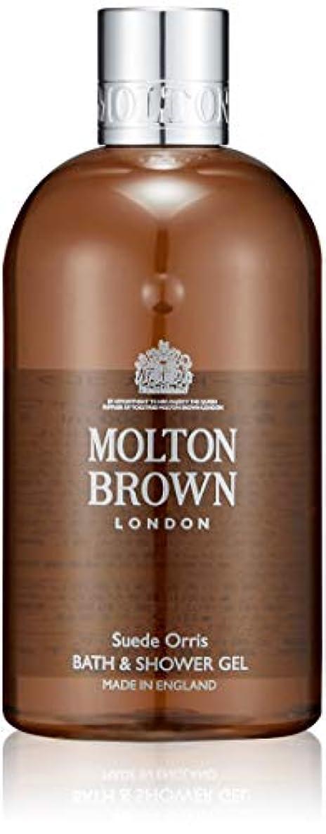 床を掃除する海賊現象MOLTON BROWN(モルトンブラウン) スエード オリス コレクションSO バス&シャワージェル 300ml