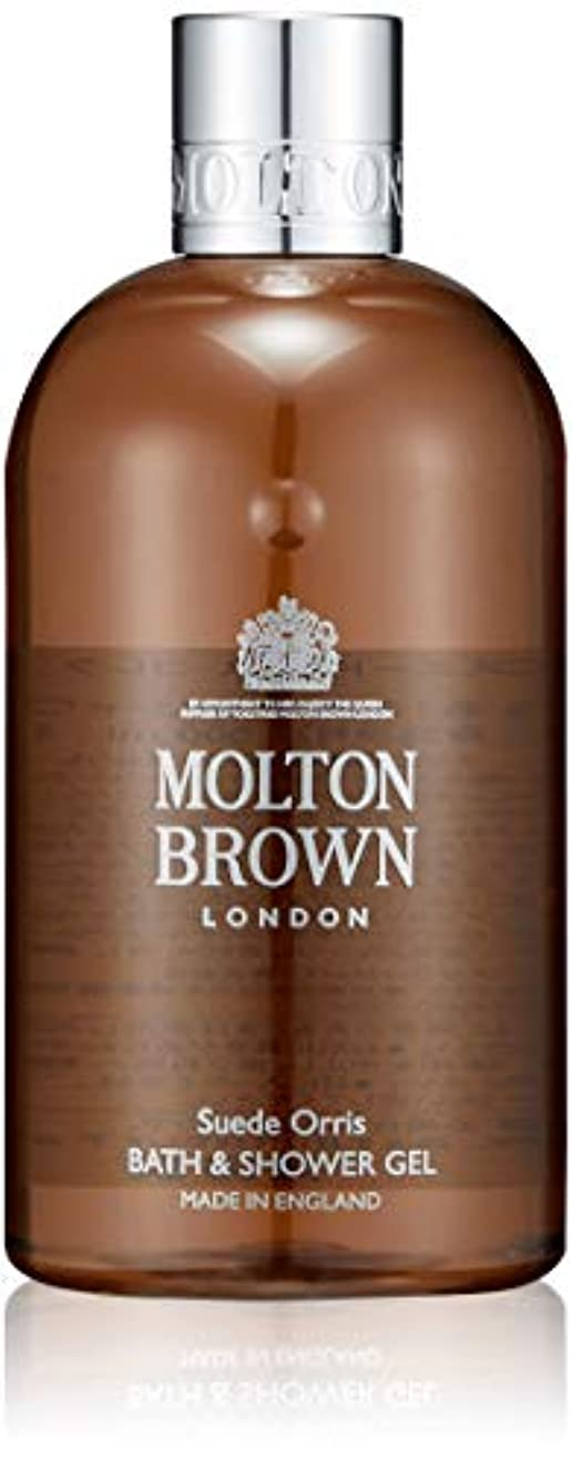 スナッチこどもの宮殿識別するMOLTON BROWN(モルトンブラウン) スエード オリス コレクションSO バス&シャワージェル